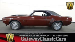 1969 ChevroletZ/28  - Stock 402 - Indianapolis