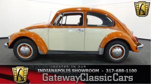 1972 volkswagen  - Stock 411 - Indianapolis, IN