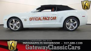 2011 ChevroletSS Indy 500 Festival Pace Car - Stock 412R - Indianapolis, IN