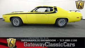 1973 Plymouth  - Stock 424 - Indianapolis