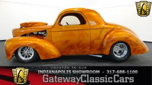 1941 Willys  - Stock 465 - Indianapolis