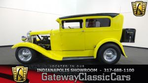 1930 FordTudor  - Stock 474 - Indianapolis, IN