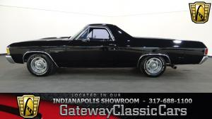 1972 Chevrolet  - Stock 486R - Indianapolis