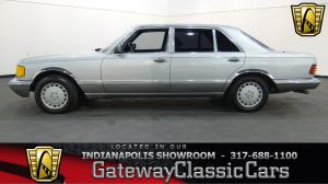 1987 Mercedes-Benz  - Stock 489 - Indianapolis, IN