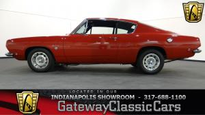 1968 PlymouthFastback  - Stock 495 - Indianapolis, IN