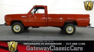 1978 DodgePower Wagon  - Stock 502 - Indianapolis
