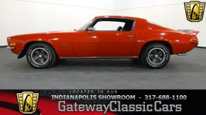1973 ChevroletZ28  - Stock 522 - Indianapolis