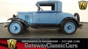 1929 Chevrolet 3 Window