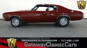 1971 ChevroletMalibu  - Stock 530 - Indianapolis, IN