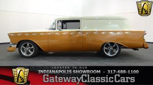 1956 ChevroletDelivery  - Stock 532 - Indianapolis, IN