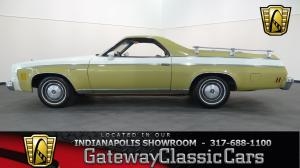 1974 Chevrolet  - Stock 545R - Indianapolis