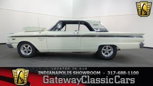 1963 Ford500  - Stock 547 - Indianapolis, IN