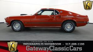 1969 FordMach 1  - Stock 552 - Indianapolis, IN