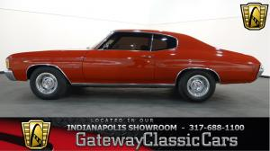 1972 Chevrolet  - Stock 554 - Indianapolis, IN