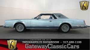 1978 Lincoln  - Stock 576 - Indianapolis, IN