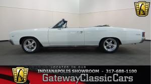 1967 ChevroletMalibu  - Stock 581 - Indianapolis, IN