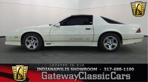 1989 ChevroletIROC Z/28  - Stock 587 - Indianapolis