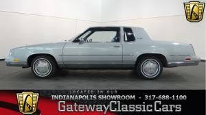 1984 Oldsmobile Cutlass 589