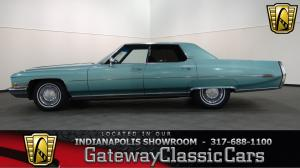 1972 Cadillac  - Stock 597 - Indianapolis, IN