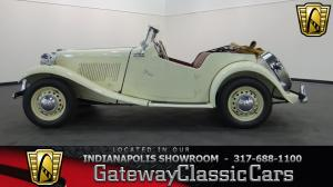 1953 MG  - Stock 598R - Indianapolis