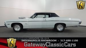1968 ChevroletSS  - Stock 601R - Indianapolis