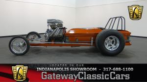 2004 Custom Coffin Dragster