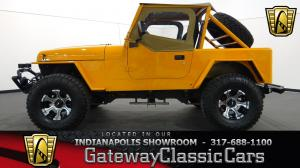 1990 JeepYJ  - Stock 618R - Indianapolis