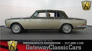 1970 Rolls Royce Silver Shadow 622