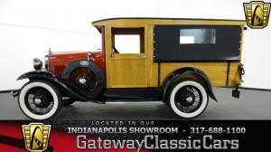 1930 FordHuckster  - Stock 644 - Indianapolis