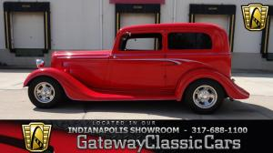1934 Plymouth  - Stock 662 - Indianapolis