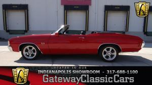 1971 Chevrolet  - Stock 665R - Indianapolis