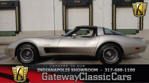 1982 ChevroletCollector Edition  - Stock 666 - Indianapolis