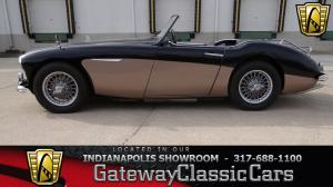 1962 Austin Healey  - Stock 683 - Indianapolis