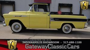 1958 Chevrolet  - Stock 685 - Indianapolis