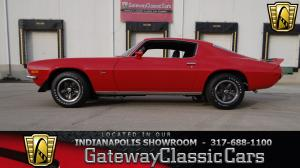 1971 ChevroletZ28 RS  - Stock 686 - Indianapolis