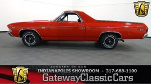 1969 Chevrolet  - Stock 697 - Indianapolis