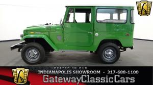 1970 Toyota Land Cruiser 707