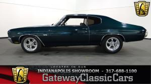 1970 Chevrolet  - Stock 718 - Indianapolis