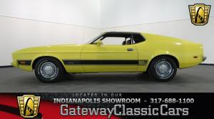 1973 FordMach 1  - Stock 732 - Indianapolis