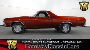 1971 Chevrolet  - Stock 735 - Indianapolis