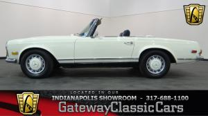1971 Mercedes-Benz 280SL 746
