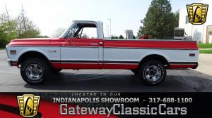 1972 ChevroletK20  - Stock 784 - Indianapolis