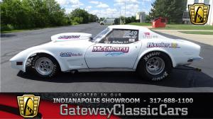 1973 Chevrolet Corvette Drag Car