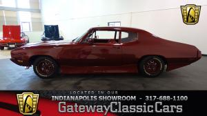 1970 BuickCoupe  - Stock 836 - Indianapolis