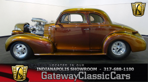 1939 Chevrolet 5-Window Coupe