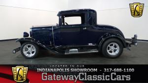 1930 Dodge 3 Window Coupe