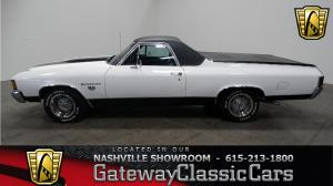 1972 Chevrolet  - Stock 117 - Nashville