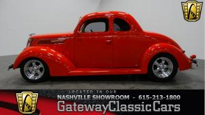 1937 Ford5- Window  - Stock 131R - Nashville, TN