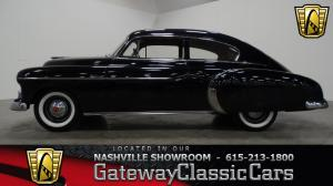 1949 ChevroletDeluxe Sedan  - Stock 136 - Nashville