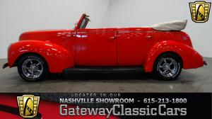 1938 Ford  - Stock 140R - Nashville, TN